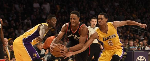 Pronostico Los Angeles Lakers Toronto Raptors